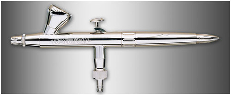 Evolution Silverline - Two In One Airbrush
